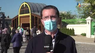 Bănescu: Pelerinajul de Sfântul Dimitrie cel Nou, de duminică până marţi, numai pentru bucureşteni