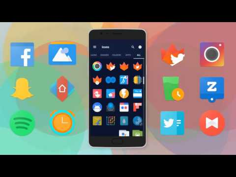 Ango - Icon Pack wideo