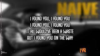 Andy Grammer | I Found You | Lyrics