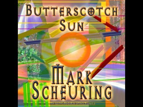 Mark Scheuring Butterscotch Sun Eygpt Road Promo