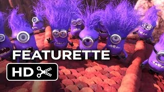 Despicable Me 2 Blu-ray Release Featurette - Behind The Evil Minions (2013) HD