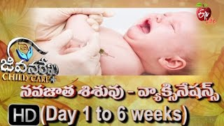 Jeevanarekha Child Care - New Born Child: Vaccinations -1st June 2016 - Full Episode