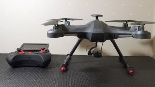 Бюджетный FPV квадрокоптер Sky Hunter Lian Sheng LS с наклоном камеры с пульта