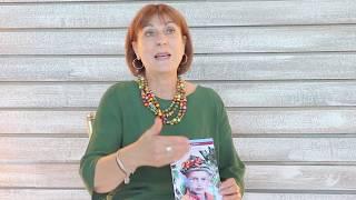Gràcia Jiménez, autora de «Entre les rodes»