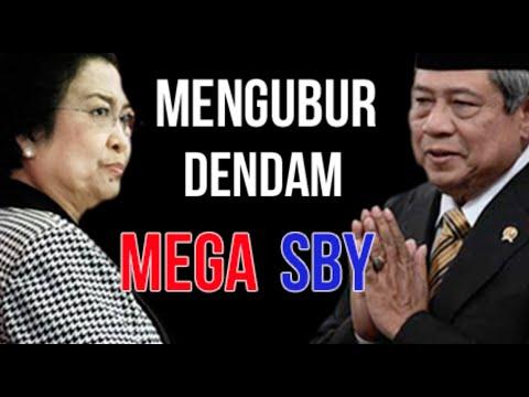 Mengubur Dendam Mega SBY