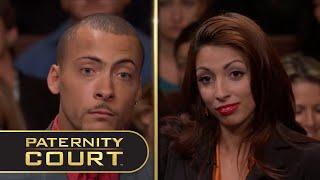 Paternity Court: Cooper vs Canterbur