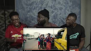 Burna Boy   Dangote(Official Video) REACTION VIDEO!!!