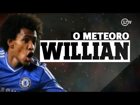 A história de Willian: Joia do Corinthians convocado para a Copa