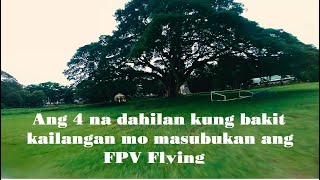Why should you try Flying FPV Style???