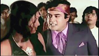 Санджив Кумар и Лина Чандаваркар.- ◈Meri kali kaluti ke◈.фильм Apne rang hazaar.