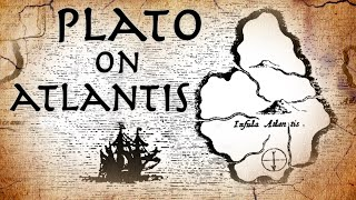 Plato Describes Atlantis // First Mention Of The Island // 360 BC Critias