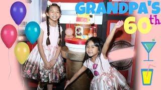 GRANDPA'S 60TH BIRTHDAY