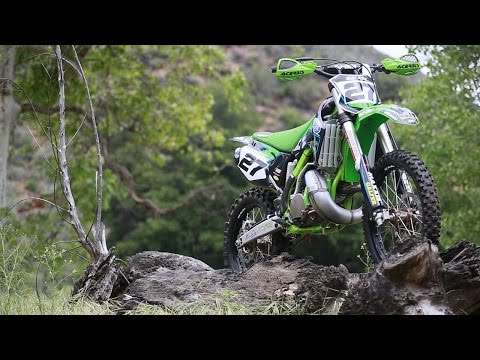 2004 Kawasaki KX250 2 Stroke Off Road Project Build || Dirt Bike Magazine
