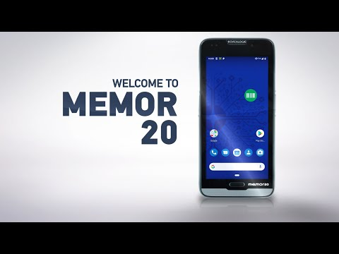 Datalogic Memor 20 full-touch PDA video thumbnail