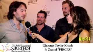Тейлор Китч, 2014 Palm Springs International ShortFest - Interview w/ Taylor Kitsch
