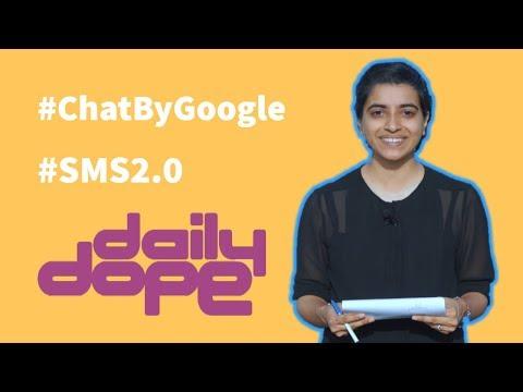 Google's 'Chat' aka SMS 2.O is here - #DailyDope