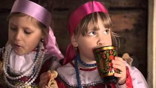 Народные гуляния. Русские праздники. Масленица. Часть 1