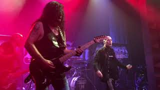 Armored Saint - On the Way - Regent Theater, Los Angeles, CA - August 18, 2018