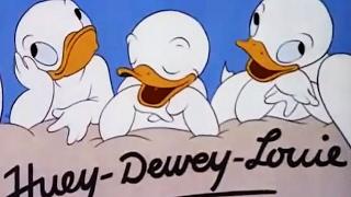 Donald Duck's Naughty Nephews - Disney Classic Collection with Huey, Dewey & Louie!
