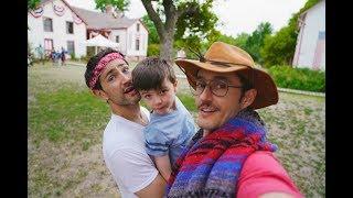American Dads | MATT AND BLUE