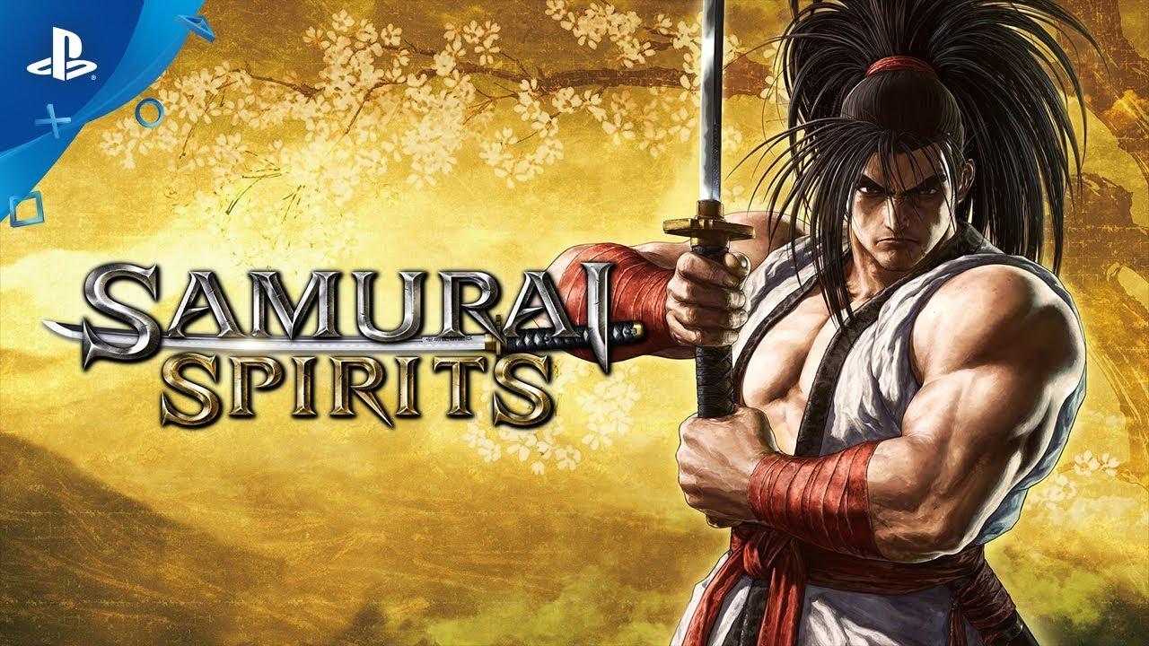 SNK lanza Samurai Shodown revela todos los luchadores del primer DLC