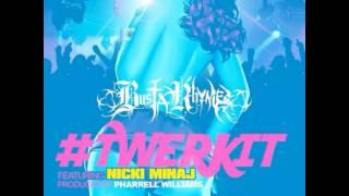 Busta Rhymes feat. Nicki Minaj - Twerk It Instrumental w/ Hook (Remake) + DL