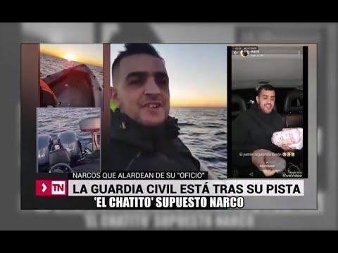 El supuesto narco ceutí 'El Chatito' alardea de ello - Aduanas SVA
