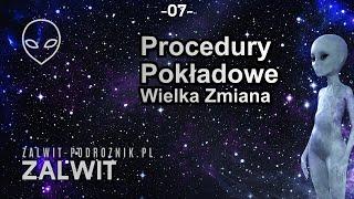 """Procedury Pokładowe-07 """"Wielka Zmiana"""" – ZALWIT"""