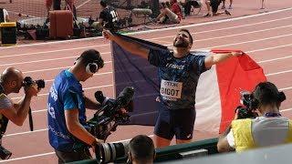 Doha 2019 : La finale de rêve de Quentin Bigot