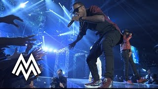 Krept & Konan | 'Don't Waste My Time' live at MOBO Awards | 2014 | MOBO