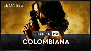 Colombiana Film Trailer