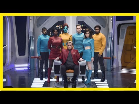 "New 'black mirror' season 4 trailer reveals the trek-inspired ""u.s.s. callister"""