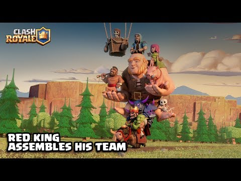 Clash Royale Commercial (2017 - 2018) (Television Commercial)