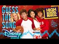 High School Musical Guess The Song Game Episode 4 Disne