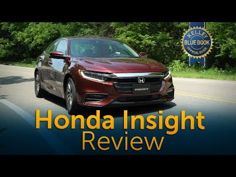 2019 Honda Insight - Review & Road Test