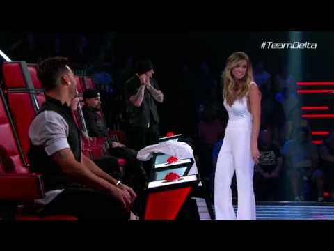 Delta's Dance Moves | The Voice Australia 2015
