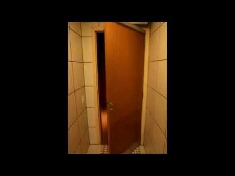 Porta Automática Pivotante - Entrando