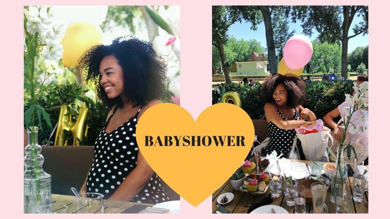 My babyshower
