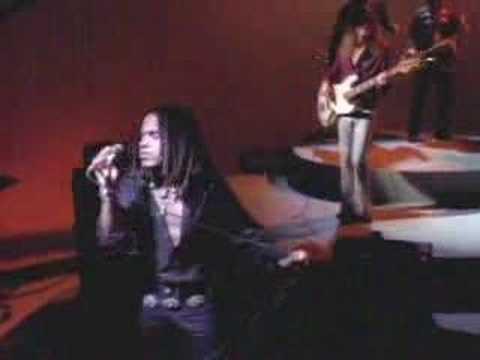 """Lenny Kravitz, :""""It Ain't Over Till It's Over"""""""