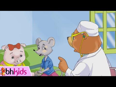 """Truyện """"Chuột nhắt đi khám bệnh"""""""