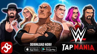 WWE Tap Mania - iOS/Android - Gameplay Video By SEGA