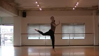 ジャズダンス課題〜振りの見せ方〜のサムネイル画像