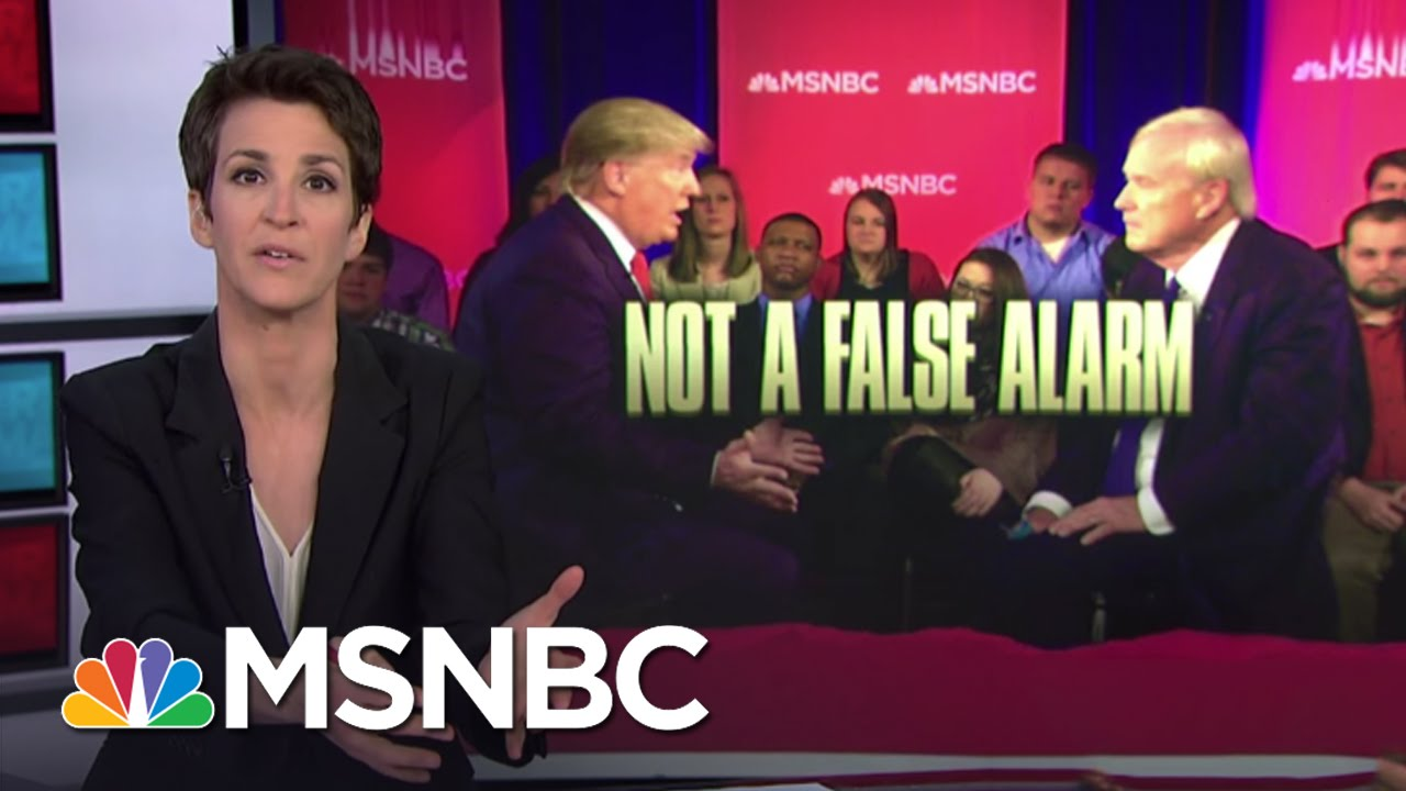 Donald Trump Exposes Truth of Anti-Abortion Politics | Rachel Maddow | MSNBC thumbnail