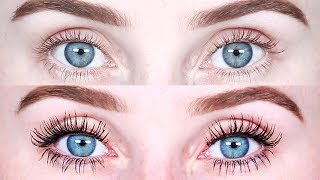 NEW VIDEO Testing Out Drugstore Mascaras