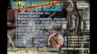 Ndombolo Souvenir Vol 1 by Dj Manu Killer