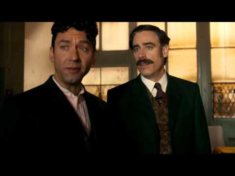 Houdini & Doyle 1.02 UK Preview