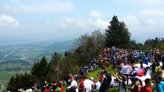 preview picture of video 'Xalps Red Bull Start Salzburg Gaisberg.mp4'