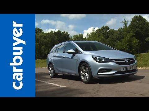 Vauxhall Astra Sports Tourer estate review (Opel Astra) – Carbuyer