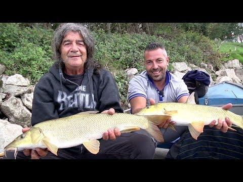 Il treppiede per pesca