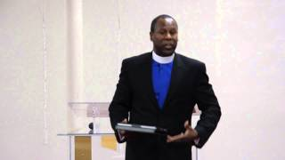 """""""Living A Consecrated Life In Crazy Times"""" - Pastor Archie L. Harris"""